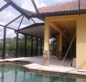 Pool Enclosures - North Palm Beach County